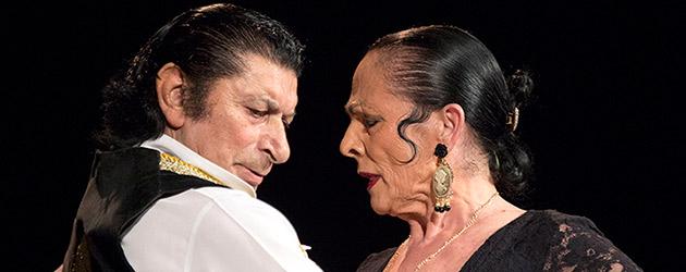 """Toni el Pelao y La Uchi """"Puro Flamenco"""" – Jueves Flamencos Cajasol"""