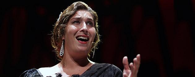 Estrella Morente, double recital at the Cante de las Minas