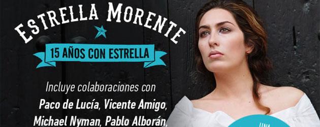 15 años con Estrella, doble CD de Estrella Morente