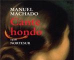 """""""CANTE HONDO"""" DE MANUEL MACHADO: 100 AÑOS DESPUÉS"""