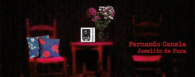 Fernando Canela en el Círculo Flamenco de Madrid