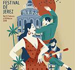 Actividades complementarias 22 Festival de Jerez 2018