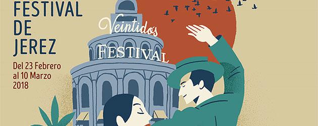 22 Festival de Jerez 2018 – programación