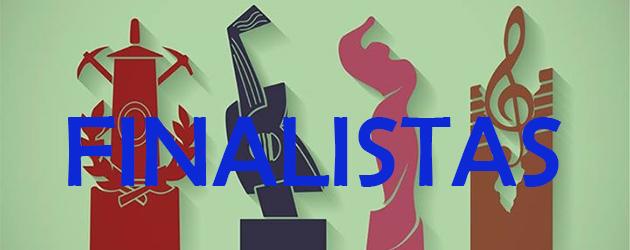 Finalistas 55 Concurso del Cante de las Minas