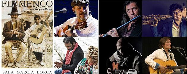 Ciclo de Flamenco en la Frontera en la Sala García Lorca de Madrid