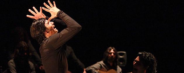 """Festival Flamenco de Nimes – Joaquín Grilo """"Cositas mías"""""""