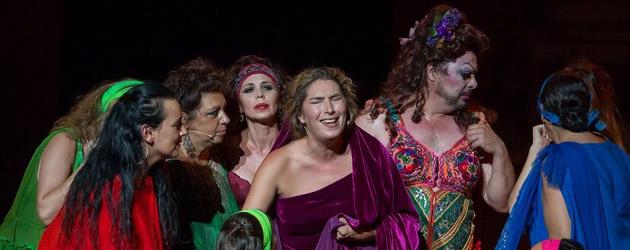 """""""La Guerra de las Mujeres"""" abrirá la Bienal de Flamenco de Sevilla"""