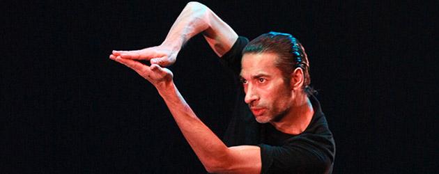 Israel Galván, Premio de la Crítica del Festival de Jerez 2015