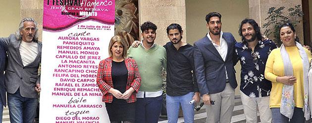 Jerez estrena Festival Flamenco el próximo 1 de julio en la Plaza de Toros