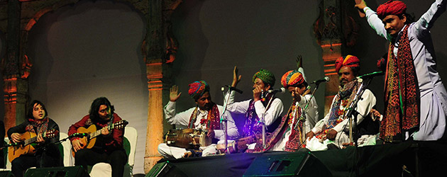 Jodhpur Flamenco & Gypsy Festival
