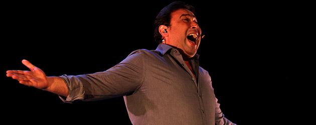 José Valencia «Directo» – Bienal de Flamenco, Reseña & fotos