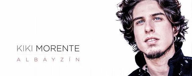 """Kiki Morente presenta su primer disco """"Albayzín"""""""