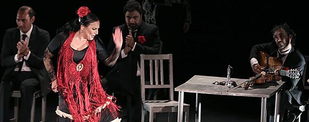 """""""Cartas a Pastora"""" de la Compañía La Lupi"""