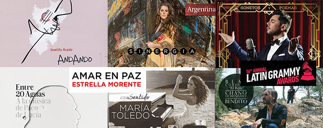 Nominaciones Flamencas en los Latin Grammy Awards