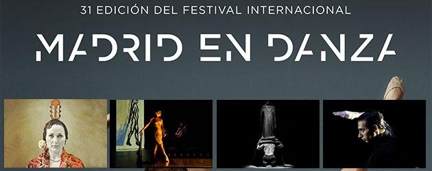 XXXI Edición del Festival Madrid en Danza 2016
