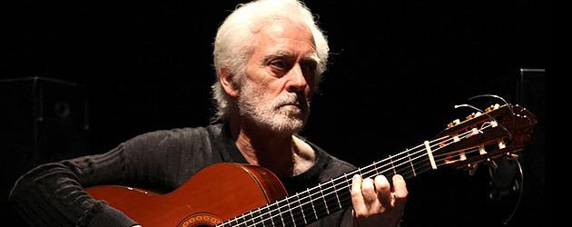 El guitarrista Manolo Sanlúcar inaugura el I Congreso de Guitarra Flamenca