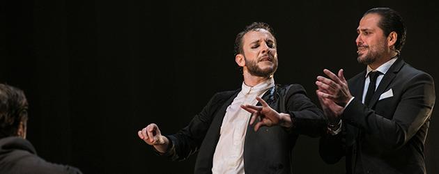 El Flamenco soñado y esencial de Manuel Liñán
