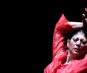 Manuela Carrasco - Bienal de Flamenco