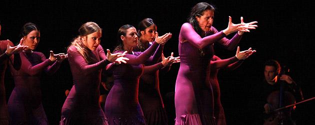 """XIX FESTIVAL DE JEREZ  – María Pagés  """"Yo, Carmen"""""""