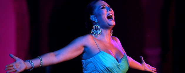 "Marina Heredia – ""Garnata"" – Bienal de Flamenco"