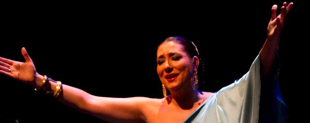 """Marina Heredia """"A mi tiempo"""" – Festival Flamenco de Nimes"""