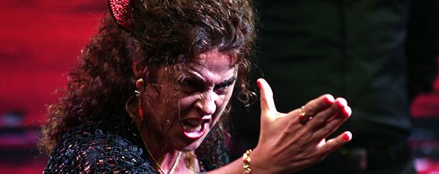 Melchora Ortega – Bienal de  Flamenco – Video & fotos