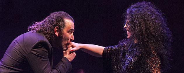 Melchora Ortega presenta a la Memole y su Combo Flamenco en Por los Pelos – Festival de Jerez