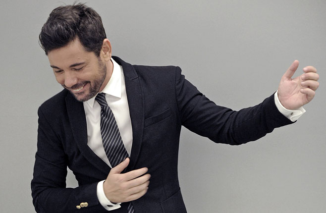 Miguel Poveda en Concierto - Leganés
