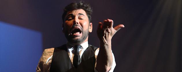 Miguel Poveda in Festival Flamenco de Nimes