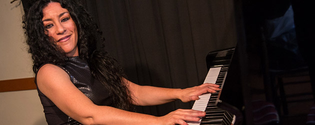 La pianista flamenca Miriam Méndez lleva COMPASSION a los Teatros Luchana de Madrid