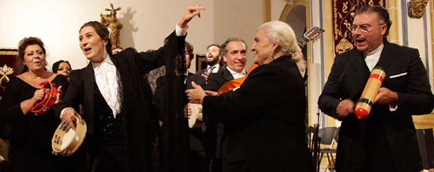 Estrella Morente ofrece una Misa Flamenca en la clausura del V Congreso Internacional Universitario de Investigación sobre Flamenco