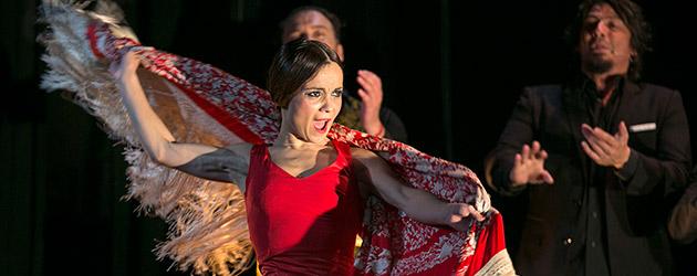 """Olga Pericet """"De una pieza"""" – Jueves Flamencos Cajasol"""
