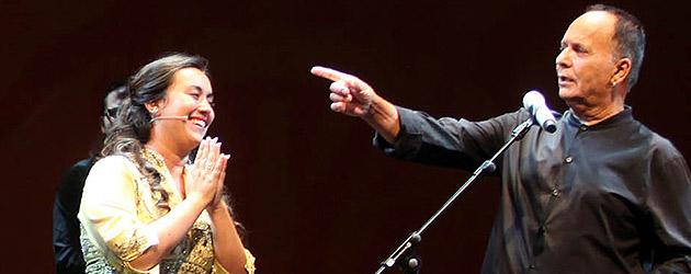 """El Pele """"Peleando y punto"""" – Bienal de Flamenco. Reseña & fotos"""