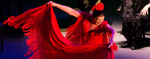 Pepa Montes – Mi esquema del baile jondo