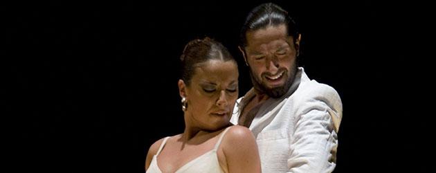 """Rafael Amargo presenta """"Suite Flamenca"""" en la Bienal de Flamenco de Málaga"""