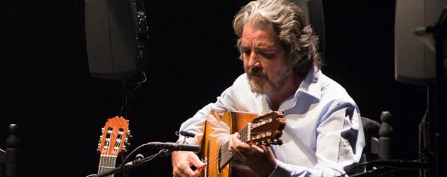 Rafael Riqueni – Parque de María Luisa, estreno