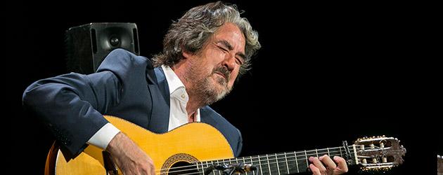 Rafael Riqueni, in concert – Jueves flamencos