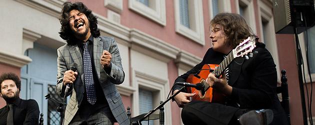 Rancapino chico & La Macanita – Suma Flamenca