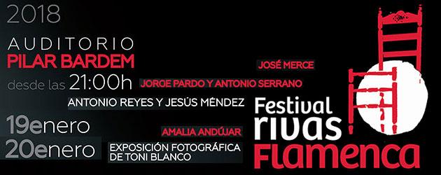 Festival Rivas Flamenco