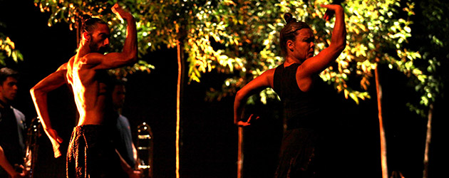 """Rocío Molina """"Bosque Ardora"""" – Bienal de Flamenco. Reseña & fotos"""