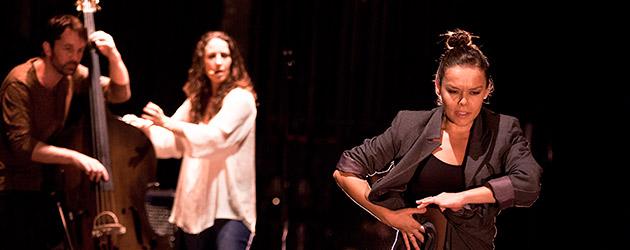 """Rocío Molina """"Afectos"""" – Festival Flamenco de Nimes"""