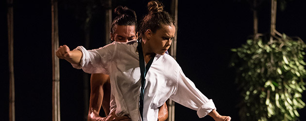 "Festival Flamenco Nimes – Rocío Molina ""Bosque Ardora"" & Los Pañeros ""De Algeciras Vengo"""