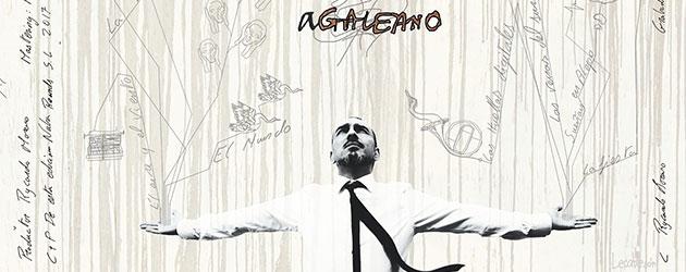 Rycardo Moreno presenta su último trabajo aGaleano