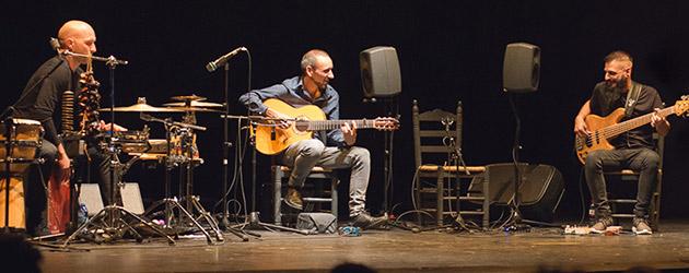 """Rycardo Moreno """"Varekai"""" – Teatro Quintero de Sevilla"""