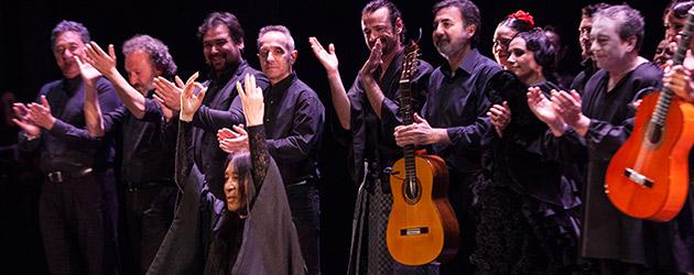 """Shoji Kojima """"A este chino no le canto"""" – Festival de Jerez"""