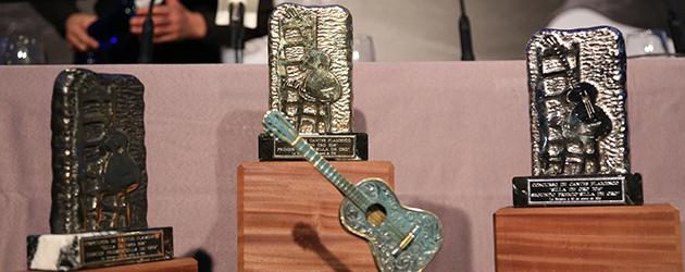 Finalistas del  Concurso de Cante Silla de Oro