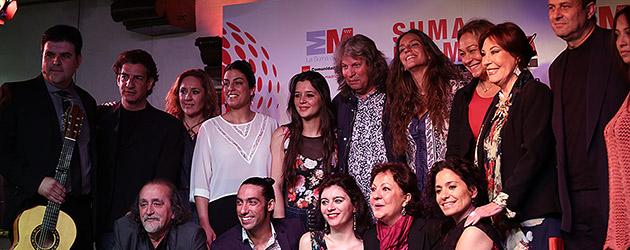 9 Edición del Festival Suma Flamenca Comunidad de Madrid 2014