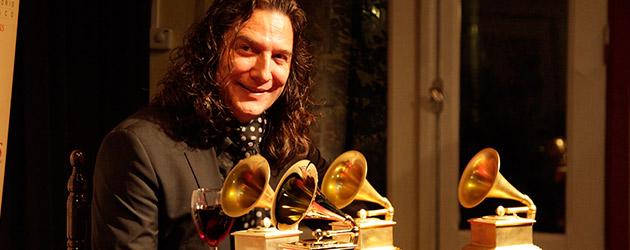 "Tomatito celebra su último Grammy de ""Soy Flamenco"""