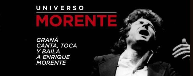 Universo Morente, homenaje de Granada a Enrique Morente