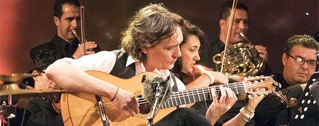 Vicente Amigo en el Festival de músicas sagradas de Fez